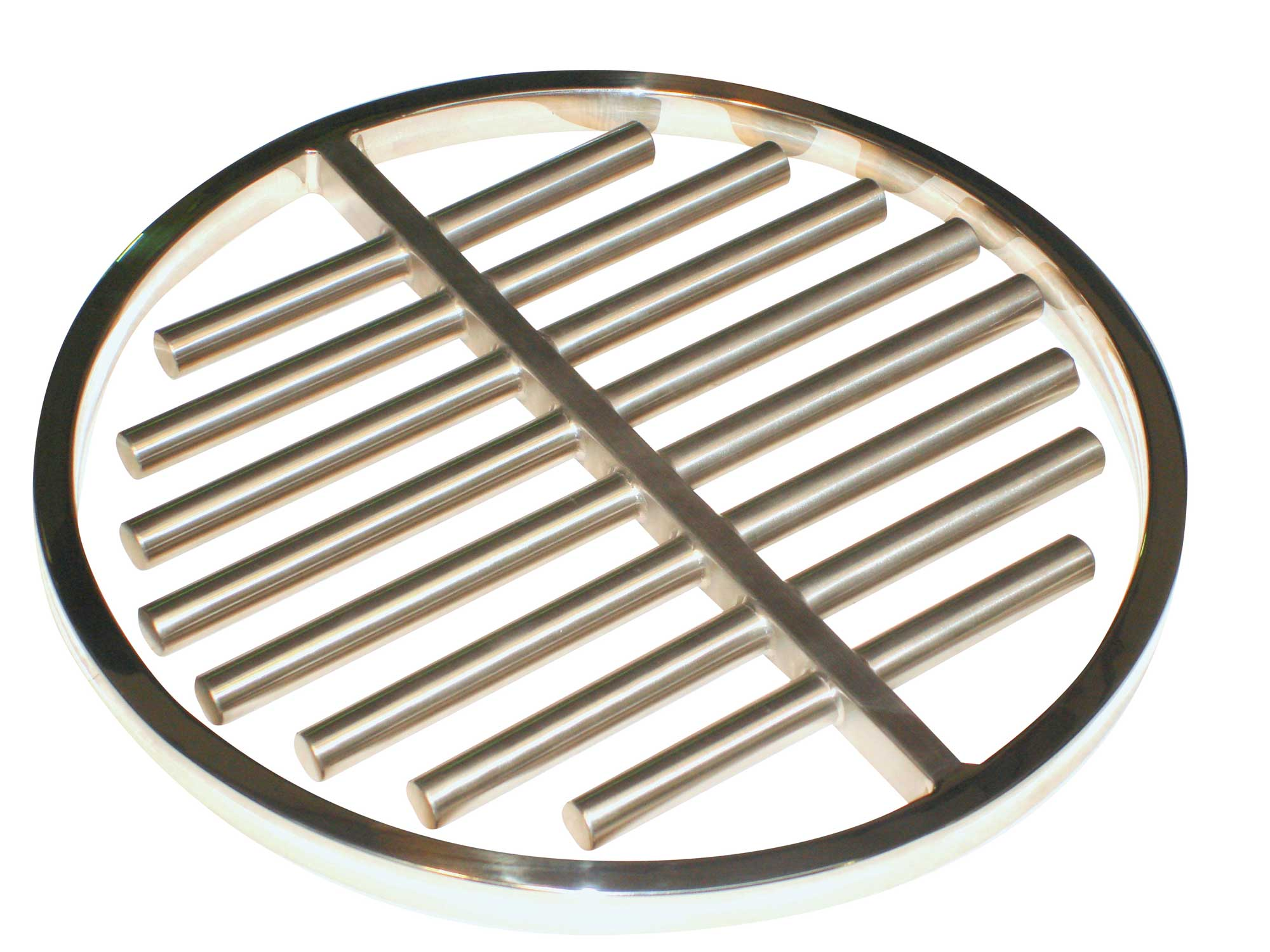 スクリーニングの確認時に鉄汚染を除去する