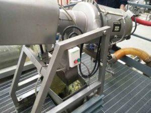 ペクチン製造用遠心分離機
